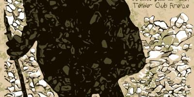 Serigrafia Howe Gelb