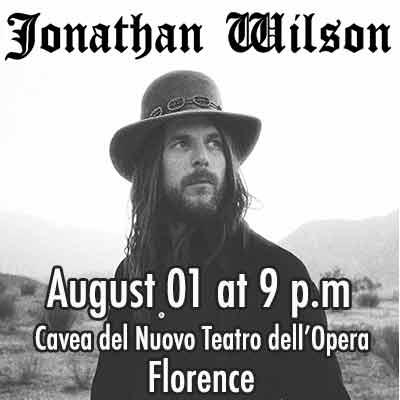 Jonathan Wilson Florence