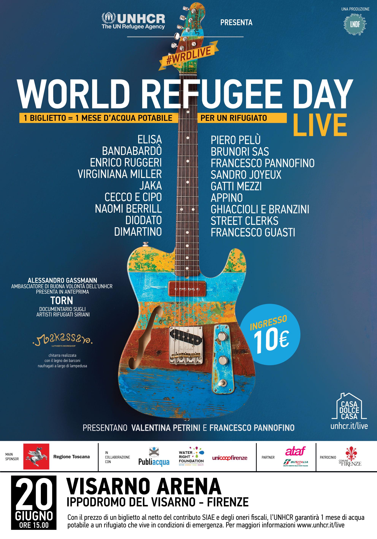 Locandina web UNHCR